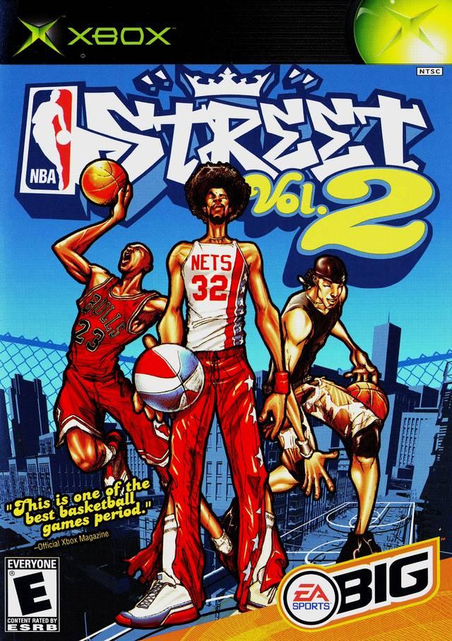 Nba Street Vol 2 Xbox Gametraderz Com